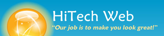 HiTech Web - Website Designers