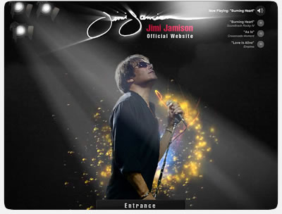 Jimi Jamison Official Website